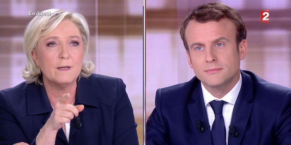 Débat : pour prouver que selon elle Macron a validé la vente de SFR, Marine Le Pen parle de… Alstom