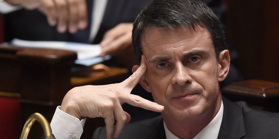 """Déchéance de nationalité : Manuel Valls dénonce cette gauche qui """"s'égare au nom de grandes valeurs"""""""