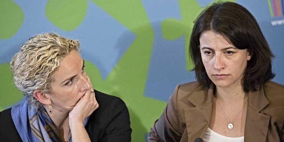 """Delphine Batho estime que Cécile Duflot est allée """"beaucoup plus loin"""" qu'elle dans ses critiques contre l'action gouvernementale"""