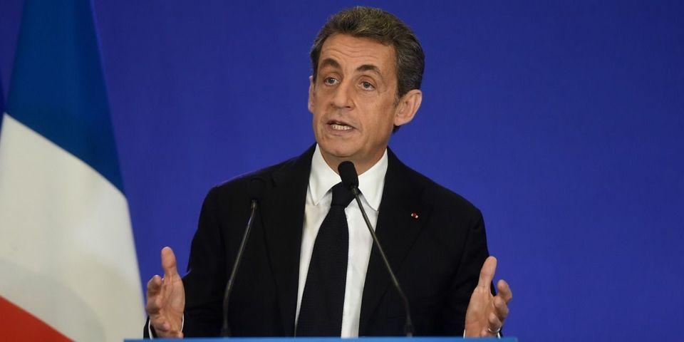 """Départementales: Nicolas Sarkozy maintient le """"ni-ni"""" pour le second tour"""