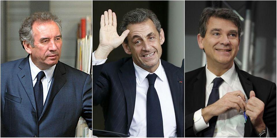 """Des candidats à la présidentielle (dont Sarkozy, Bayrou et Montebourg) se livrent à l'exercice du """"portrait intime"""" pour M6"""