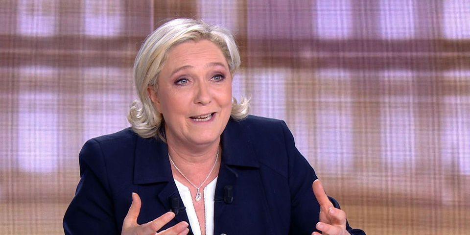 Des conseillers avaient suggéré à Marine Le Pen de balancer en plein débat la fake news sur le compte offshore d'Emmanuel Macron aux Bahamas