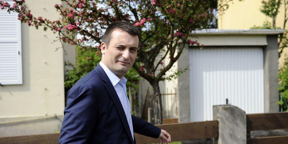 Des conseillers régionaux FN en PACA demandent la démission de Florian Philippot, vice-président du parti