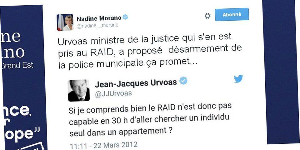 Des élus LR exhument un vieux tweet d'Urvoas critiquant l'action du RAID
