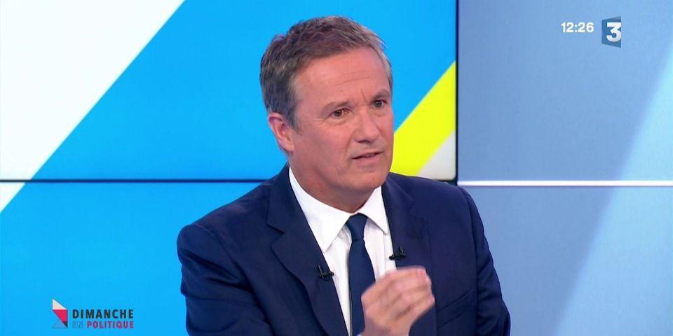 """""""Les gens qui réussissent et les gens qui ne sont rien"""" : pour Dupont-Aignan, Macron """"devrait s'excuser"""" pour ces """"propos méprisants"""""""