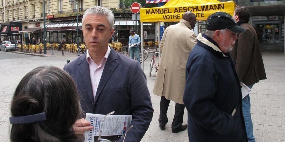 """Des militants du candidat UMP à Asnières accusent les """"petits caïds"""" du candidat Divers droite de les avoir menacés de mort"""
