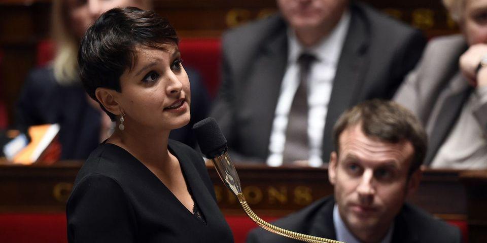 Des ministres dénoncent le sexisme d'une tribune du Point où est évoqué le soutien-gorge de Najat Vallaud-Belkacem
