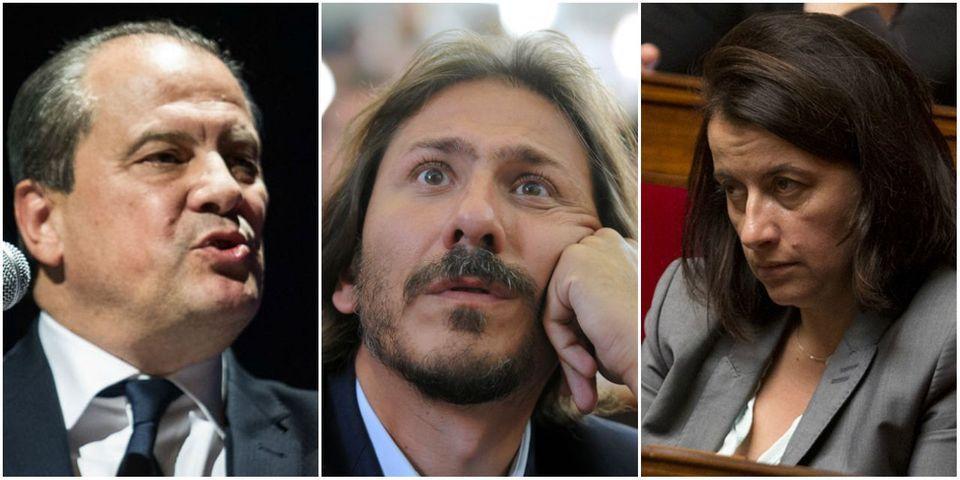 Des soutiens de Hamon profitent de la démission de Le Roux pour dénoncer le maintien de Fillon