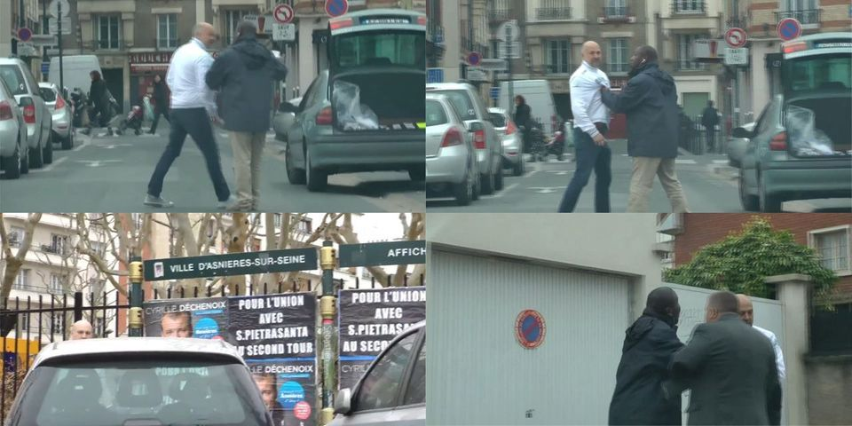 Deux candidats de droite s'écharpent à Asnières à coup d'affiches, de contre-affiches et de vidéo accusatoire
