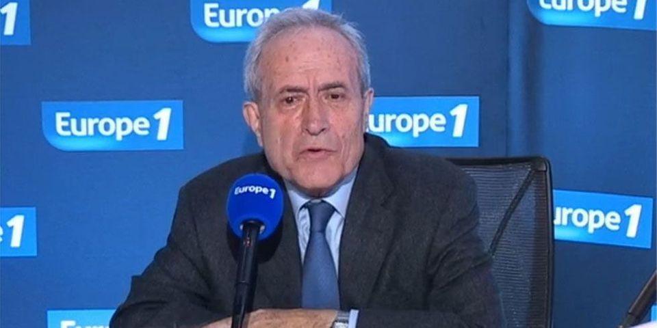 """""""Dictature"""", """"mépris"""", """"suicide politique"""": distribution de mauvais points à NKM et Fillon par Jean Tiberi"""
