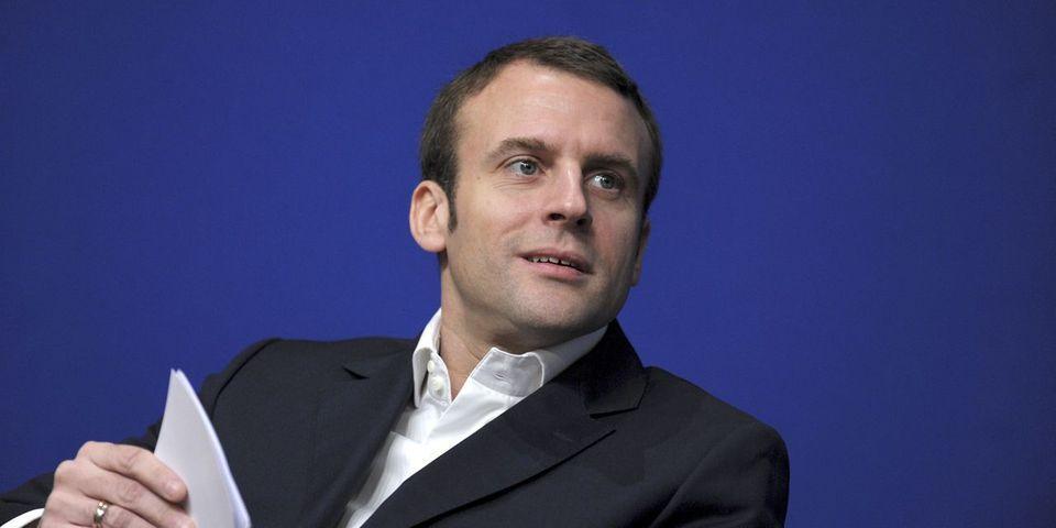 Pour Didier Guillaume (PS), Emmanuel Macron est une star : les militants veulent des selfies avec lui.