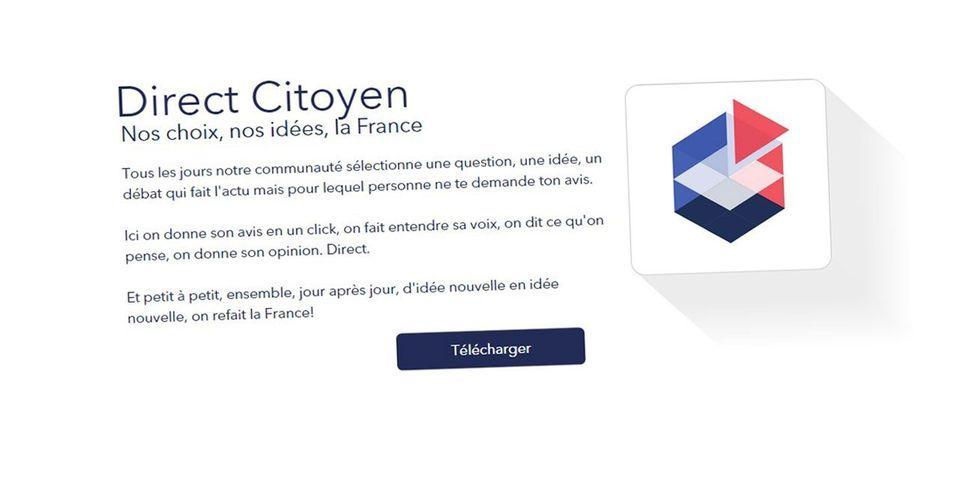 Direct citoyen ou les débuts poussifs de l'application de l'UMP