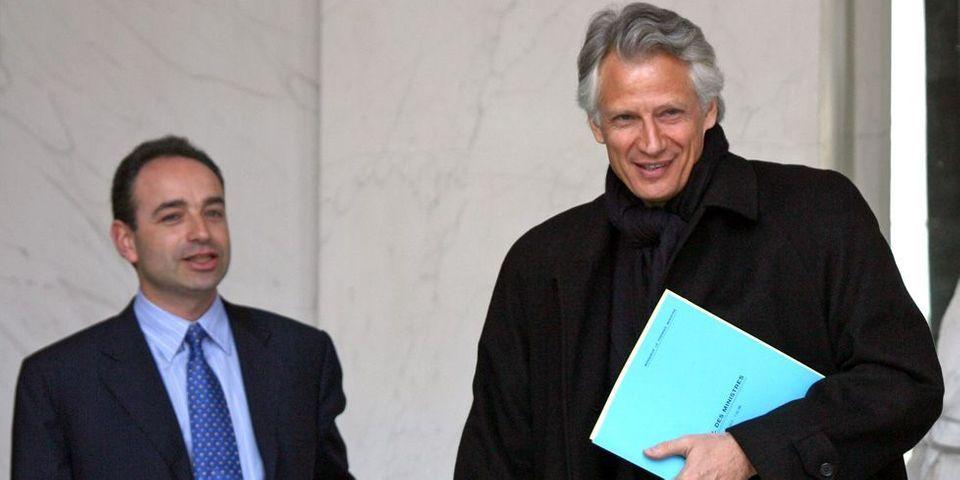 Dominique de Villepin soutient son ami Jean-François Copé