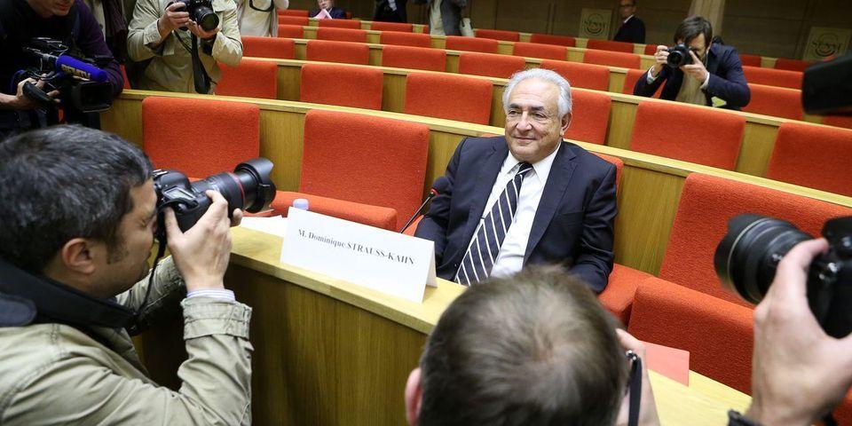 """Dominique Strauss-Kahn, sur la situation économique de la France : """"Nous sommes au fond du puits"""""""