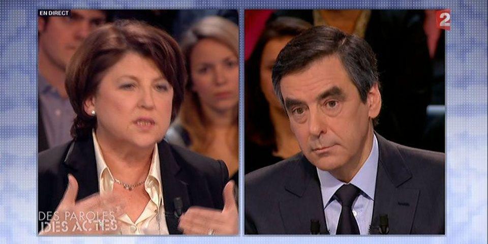 #DPDA : ce qu'il faut retenir du débat Fillon/Aubry