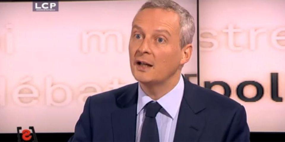 Droit d'inventaire à l'UMP : Bruno Le Maire snobe la convention du 17 octobre