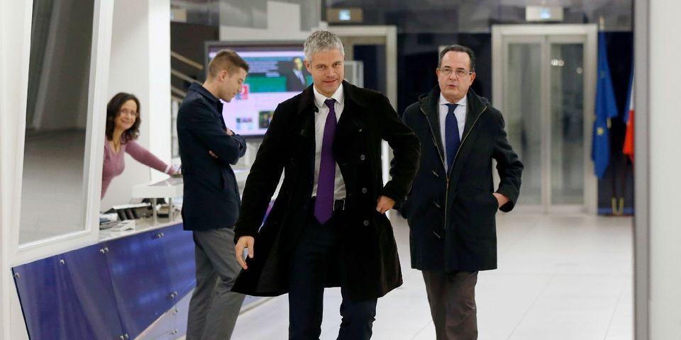 Duel FN/PS dans le Doubs : Laurent Wauquiez voterait blanc