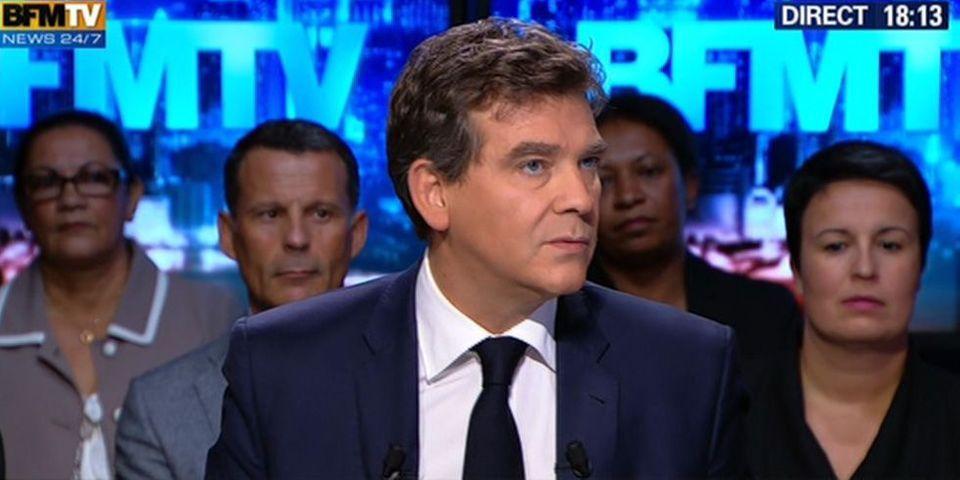 Duel FN/UMP dans l'élection cantonale partielle de Brignoles : Montebourg appellera à voter UMP