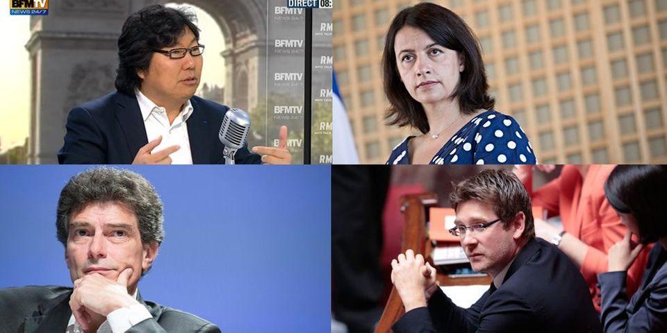 """Duflot, Canfin, Durand, Placé : Manuel Valls, accusé de """"déclencher le désordre"""", dans le viseur des écolos"""
