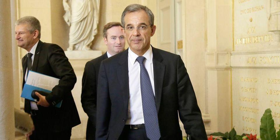 """Ecotaxe : le député UMP et ancien ministre des Transports Thierry Mariani dénonce """"le bal des faux culs et des lâches"""""""