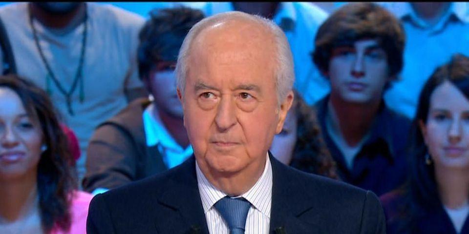 Edouard Balladur prend officiellement position pour François Fillon
