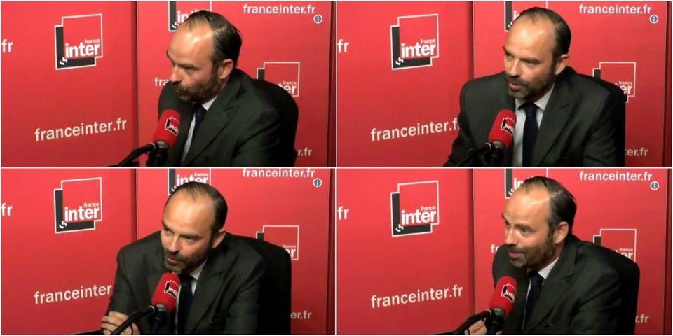 """Édouard Philippe reconnaît sa """"mauvaise humeur"""" en matière de transparence (mais promet une loi qui ira """"plus loin"""")"""