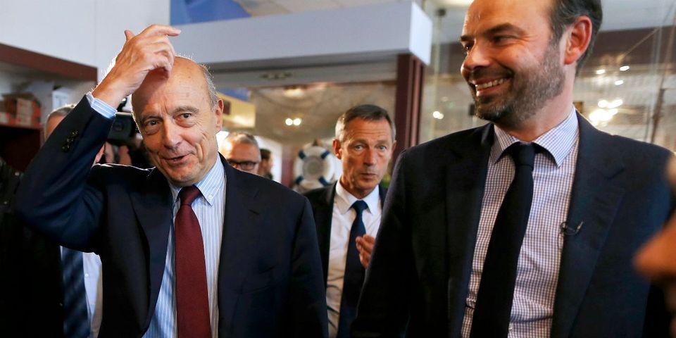 Édouard Philippe rend hommage à Alain Juppé dans son discours de politique générale