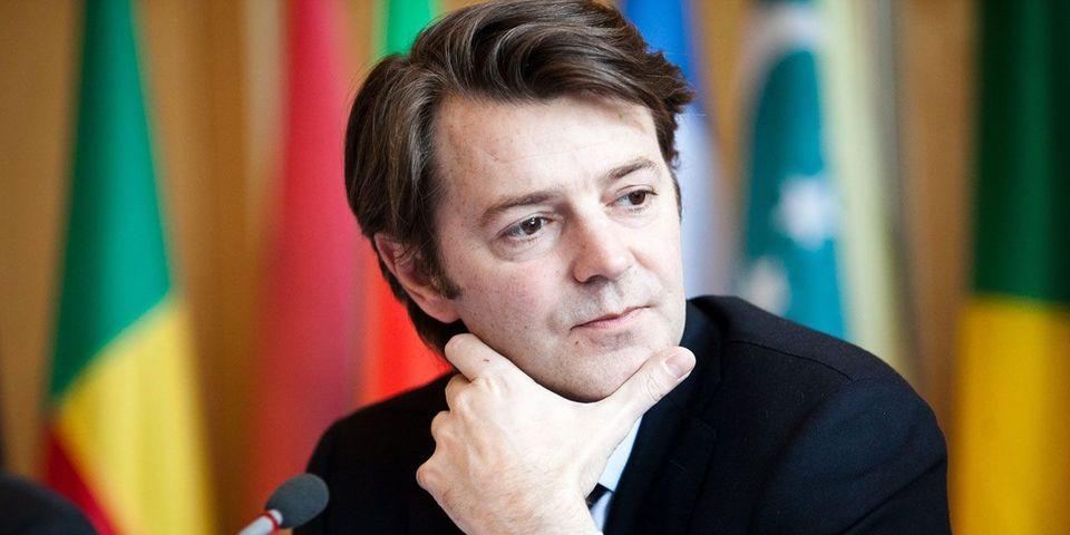 """Elections européennes : selon François Baroin, il y a """"une petite chance"""" que Nicolas Sarkozy s'exprime"""