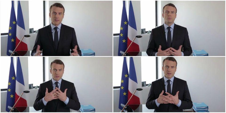 Emmanuel Macron choisit YouTube pour sa première intervention post-présidentielle
