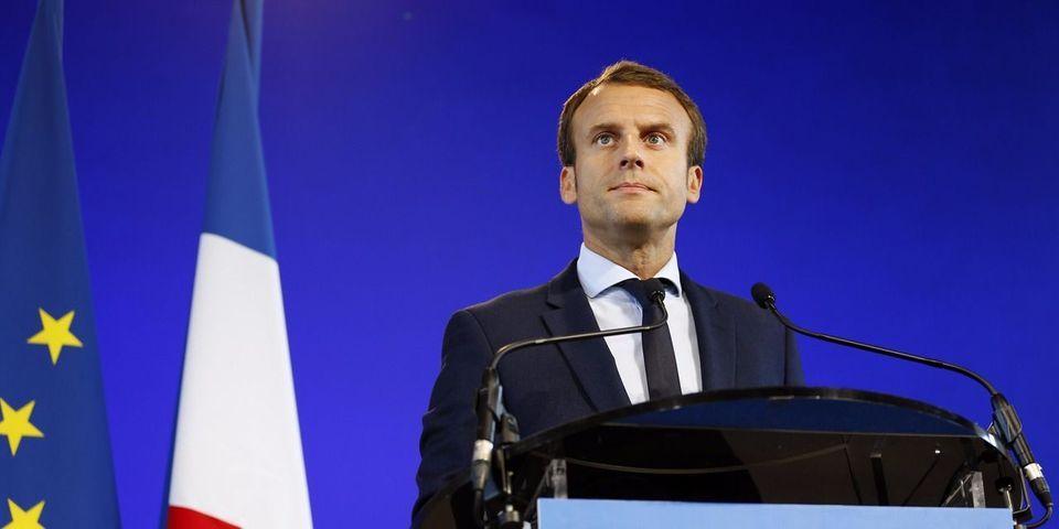 """Emmanuel Macron et La République en marche veulent """"refonder"""" le paysage politique en Europe"""