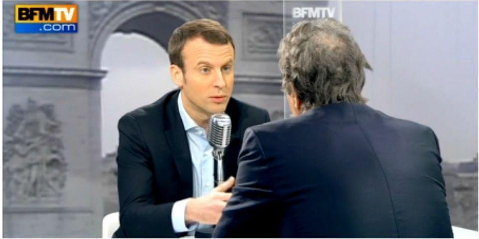 """Emmanuel Macron fustige """"l'indécence"""" de la menace de démission ministérielle"""