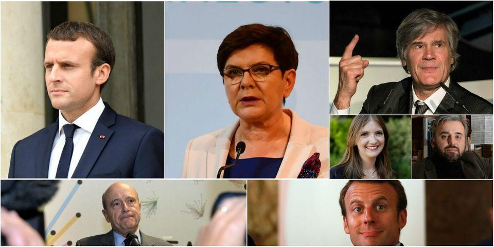 Emmanuel Macron rembarré par la Première ministre polonaise, article le plus lu de la semaine