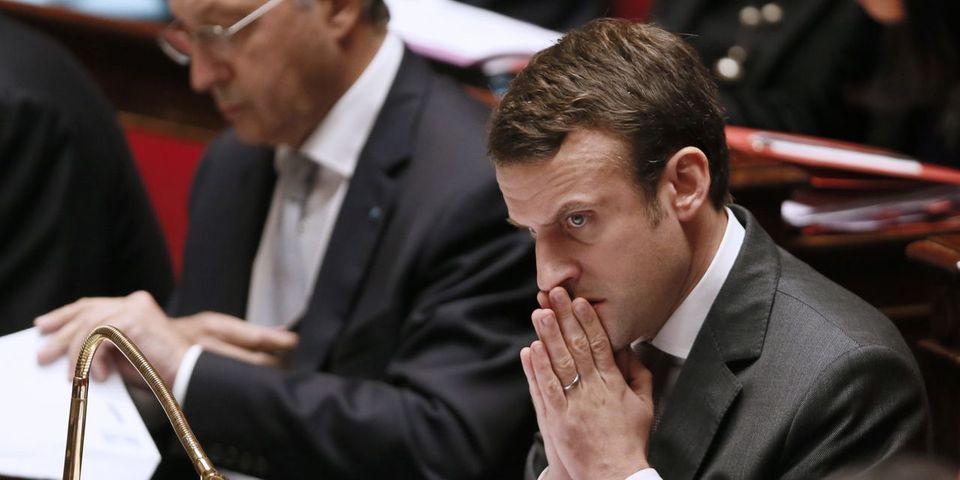 """Emmanuel Macron se confie sur son ancienne activité de banquier : """"On est comme une prostituée"""""""