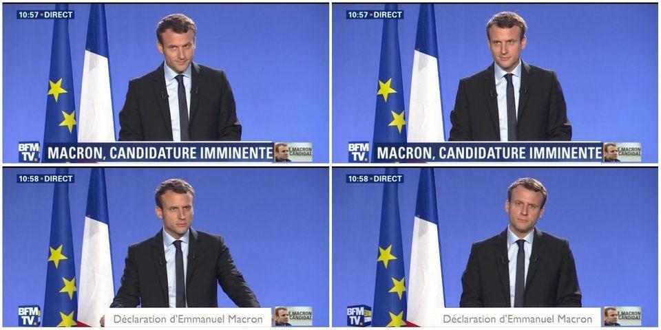 Emmanuel Macron se déclare officiellement candidat à l'élection présidentielle 2017