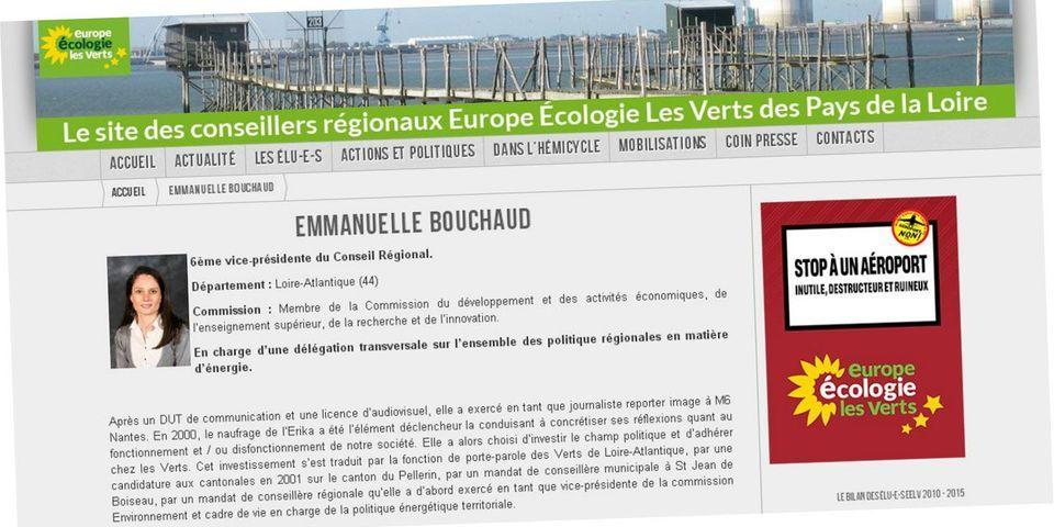 """Emmanuelle Bouchaud, conseillère régionale et compagne de François de Rugy, quitte EELV: """"je ne me retrouve plus avec la ligne nationale"""""""