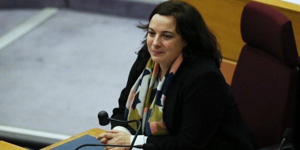 Emmanuelle Cosse compte bien rester conseillère régionale d'Ile de France