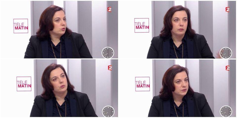 """Emmanuelle Cosse juge """"inadmissible"""" que François Fillon """"poursuive sa campagne"""""""
