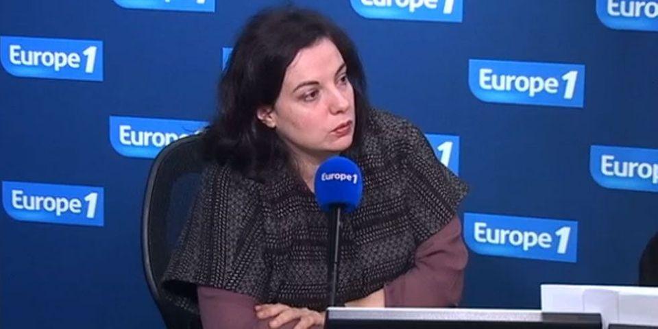 """Emmanuelle Cosse, la patronne d'EELV, se demande si """"Montebourg ne se rêve pas en ministre de Georges Pompidou"""""""