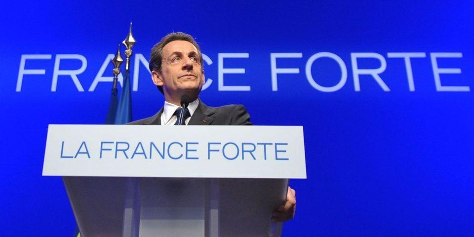 """En 2012, Nicolas Sarkozy fustigeait l'abstention, """"le contraire du courage"""""""