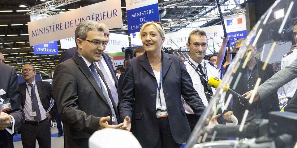 En croisade contre les radars automatiques, Marine Le Pen les compare à un impôt déguisé