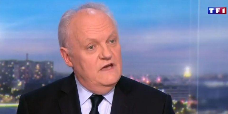 En direct au JT de TF1, François Asselineau accuse les États-Unis d'avoir financé Daesh