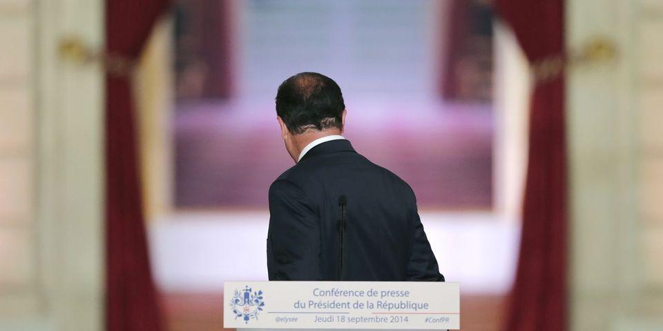 C'était la 4ème conférence de presse du président François Hollande