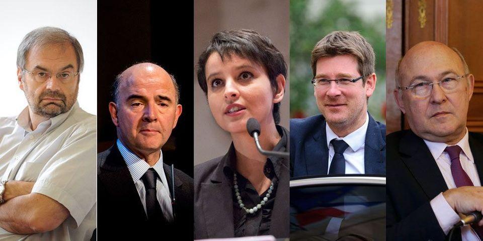 "UMP : Moscovici juge que c'est ""l'échec de Sarkozy"""