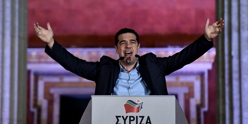 En France, la grande récup' : ils sont tous Syriza