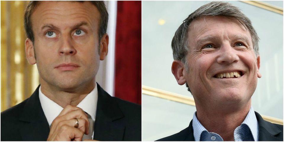 """En Marche! demande le retrait de Peillon de la campagne de Hamon après ses propos sur les """"chambres à gaz"""""""