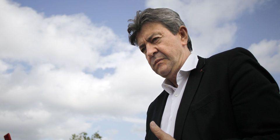 """En pleine dynamique, Jean-Luc Mélenchon se dit """"très fatigué"""""""