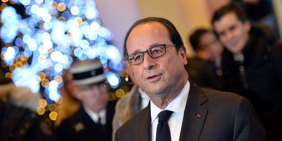 En recevant un labrador pour Noël, Hollande perpétue la tradition canine des présidents