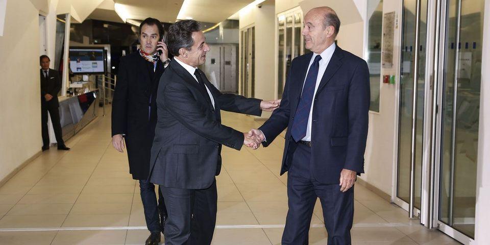 """En réponse à Sarkozy qui pense ne faire """"qu'une bouchée"""" de lui à la primaire UMP, Juppé dit avoir lui aussi """"de l'appétit"""""""