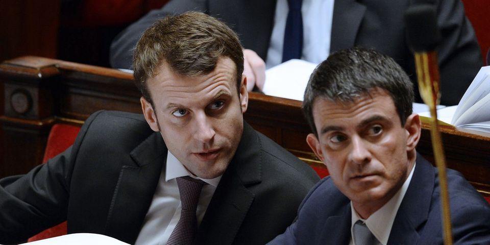 """En réunion de groupe PS, Manuel Valls s'alarme : """"à ce stade, le texte ne passe pas"""""""