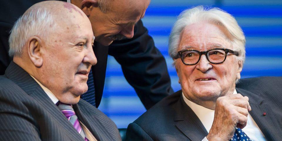 """En validant les comptes """"irréguliers"""" de Chirac et Balladur en 1995, Roland Dumas estime avoir """"sauvé la République"""""""